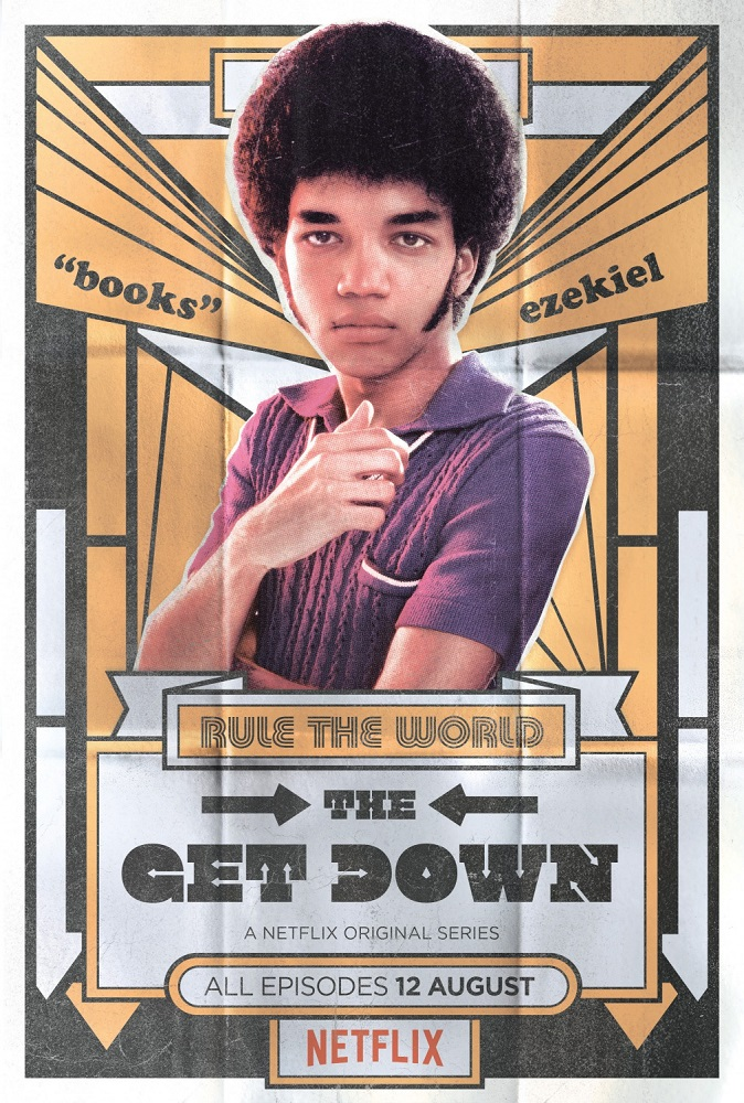 Telefilm - Serie - The Get Down - Best Music Story in New York  - Ezekiel Figueroa (Justice Smith)