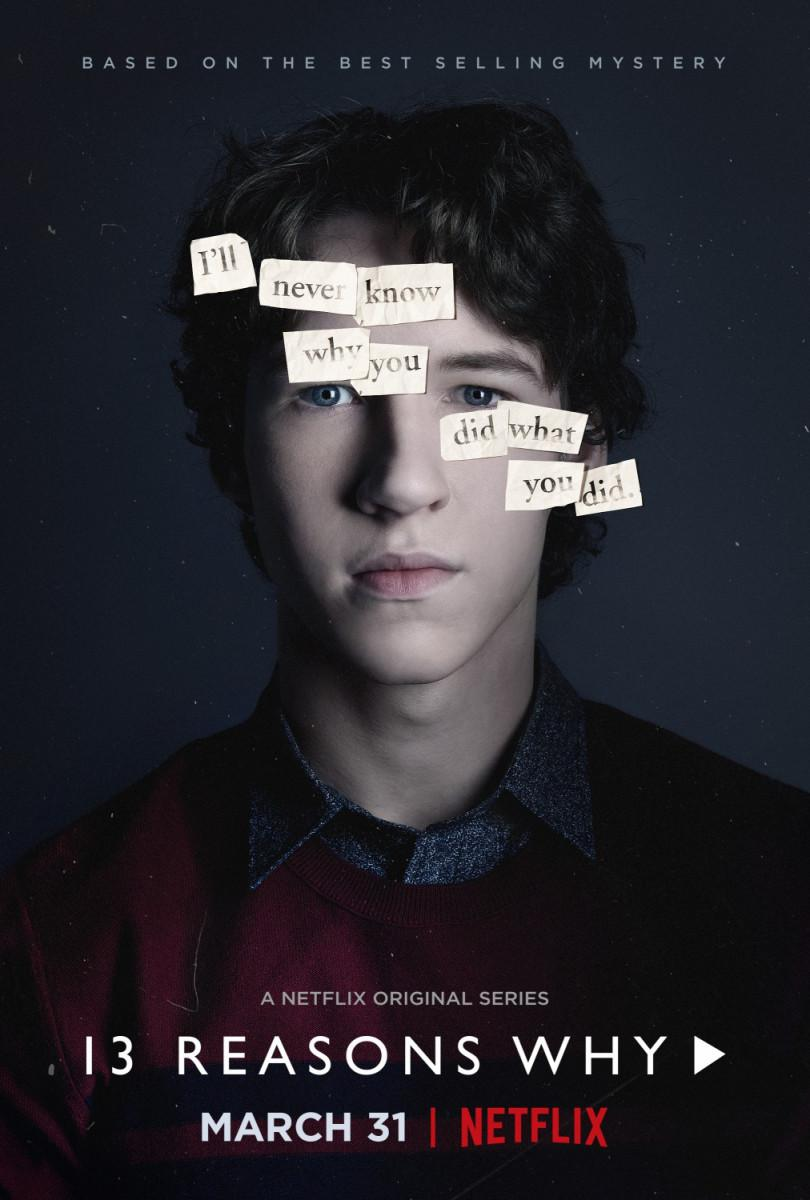 Tredici - Thirteen - 13 Reasons Why - Netflix series - Devin Druid - Tyler Down