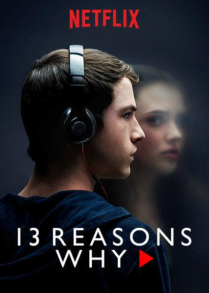 Tredici - Thirteen - 13 Reasons Why - Netflix series