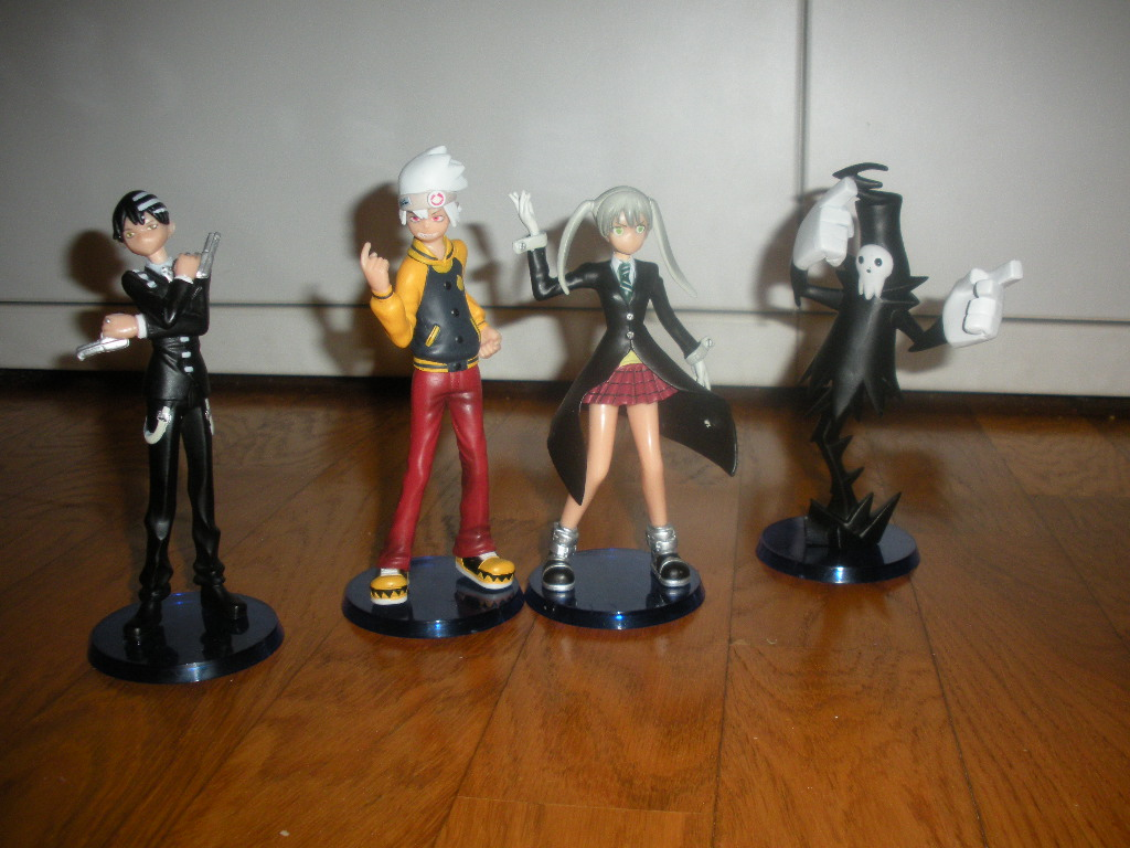 Soul Eater - Action Figures