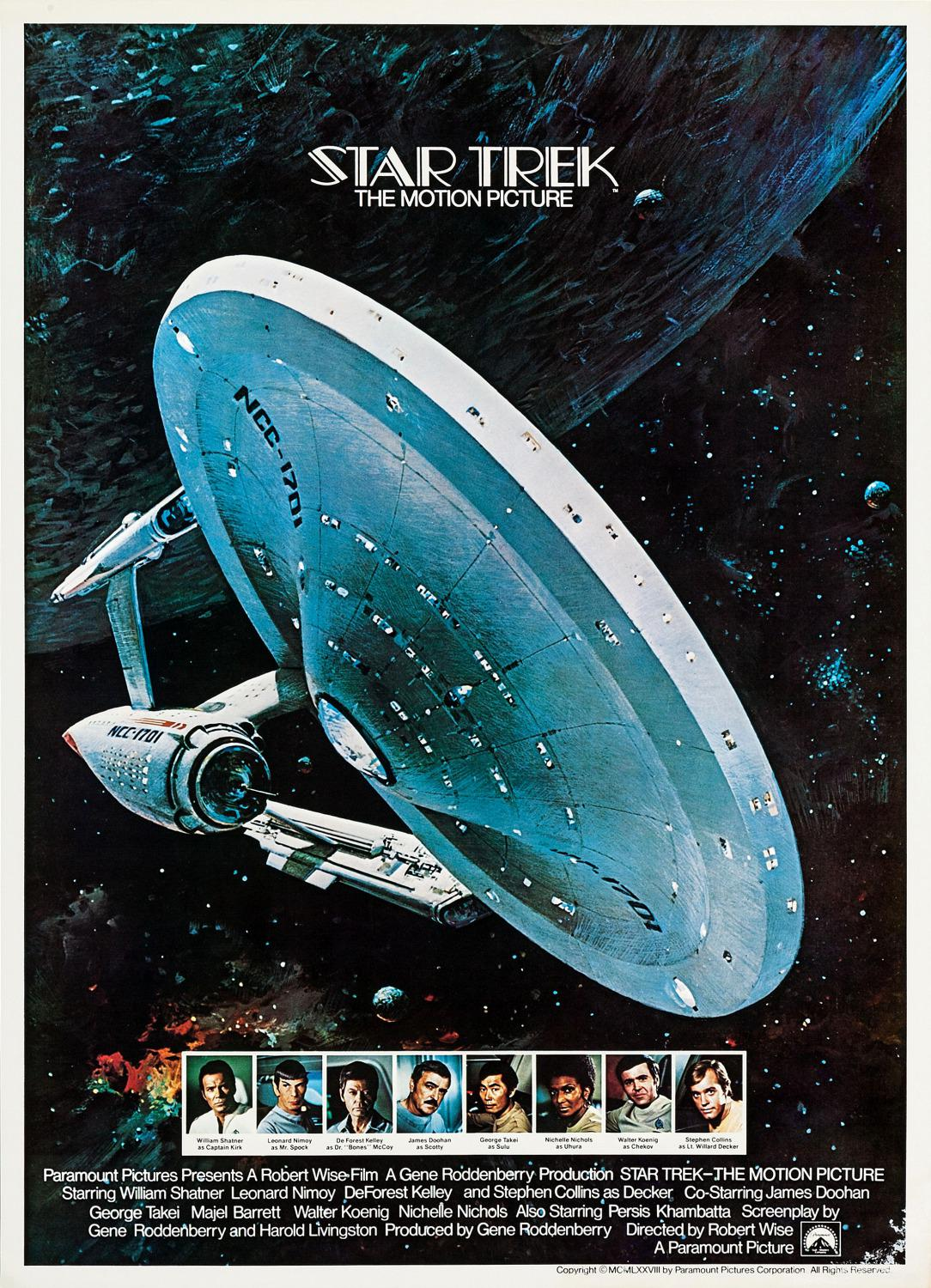 Star Trek 1 - il Film - poster