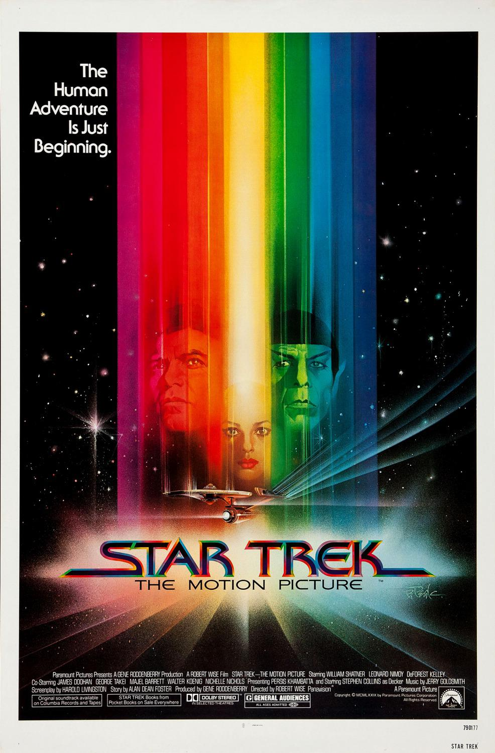 Star Trek 1 - il Film
