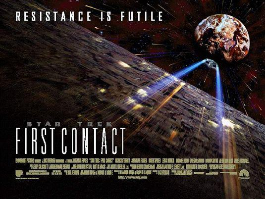 Star Trek  8 - Primo Contatto - First Contact