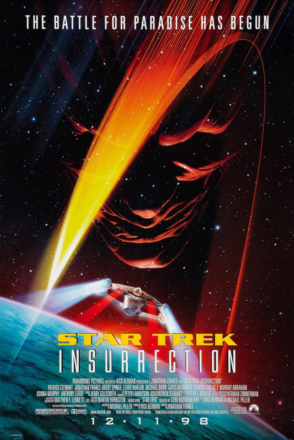 Star Trek  9 - Insurrezione - Insurrection