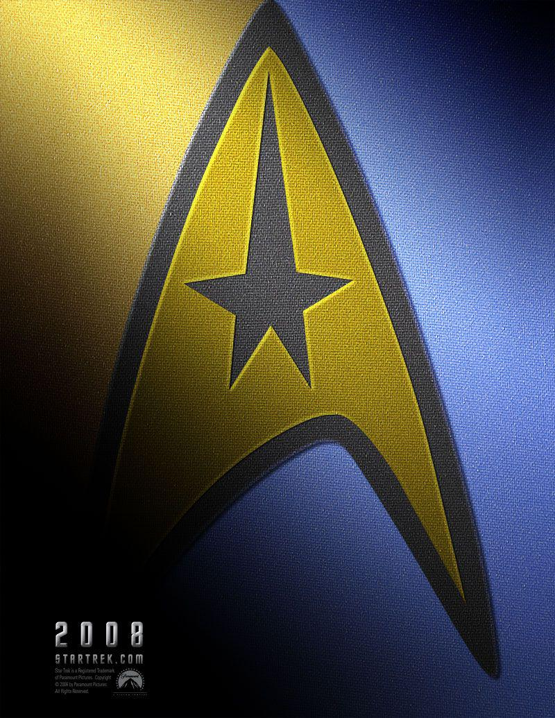 Star Trek  11 - Inizio - Begin - poster - logo