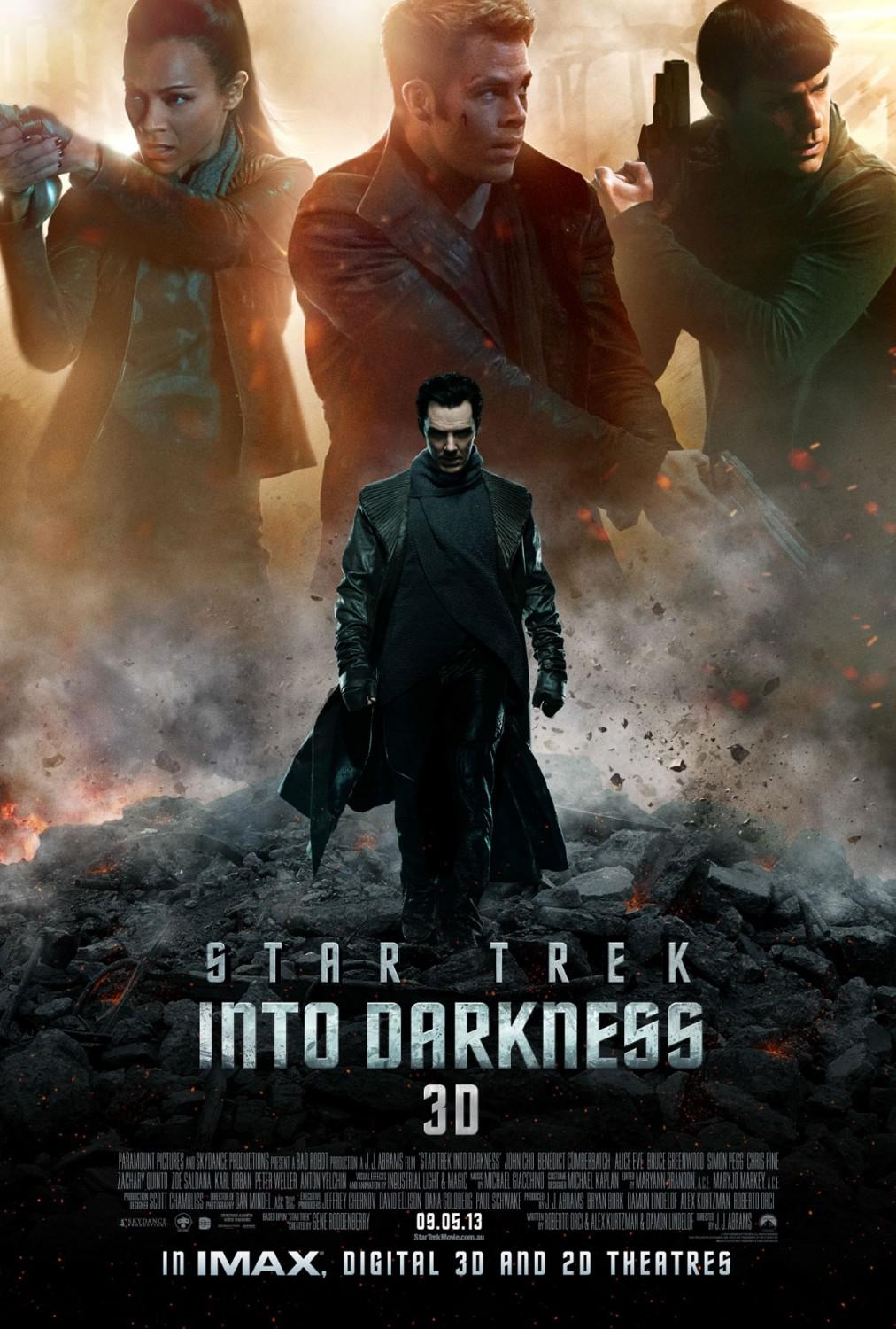 Star Trek 12 - Star Trek into Darkness