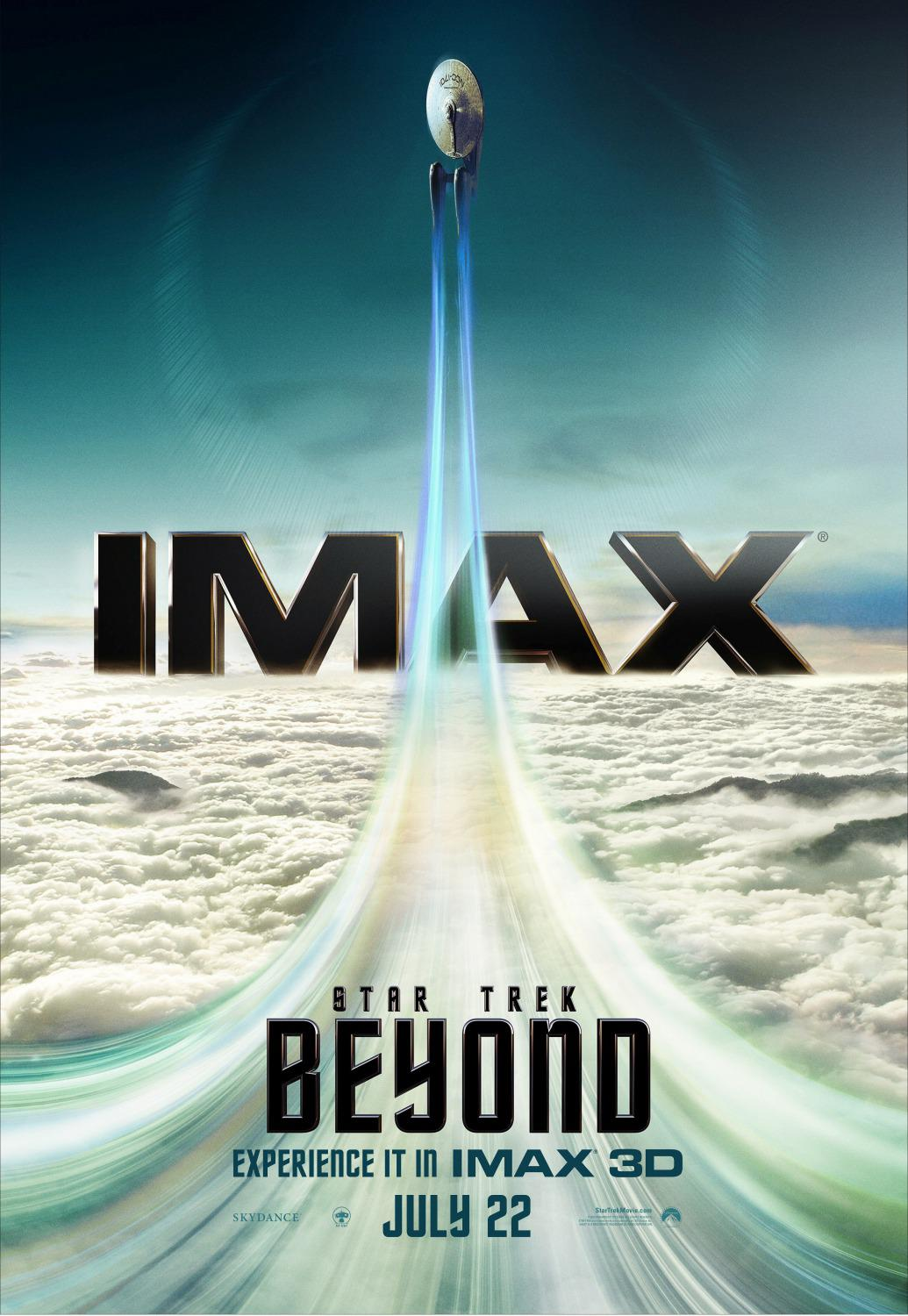 Film - Star Trek 13 - Beyond - poster - IMAX