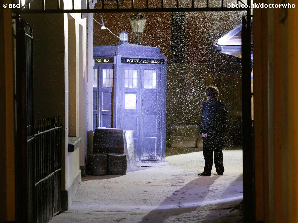 Doctor Who - 1x03 The Unquiet Dead