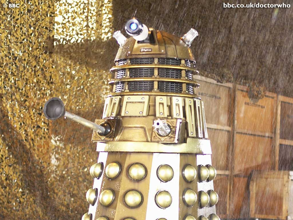 Doctor Who - 1x06 Dalek