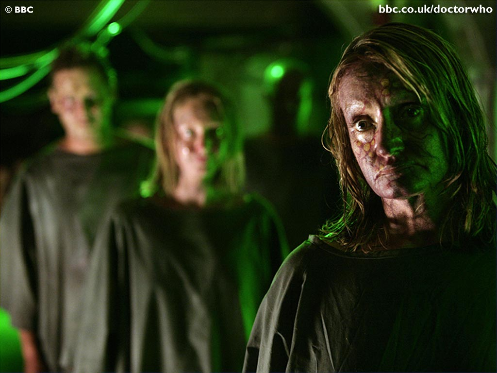 Doctor Who - 2x01 New Earth