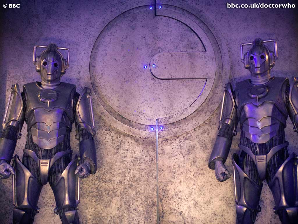 Doctor Who - 2x06 The Age of Steel