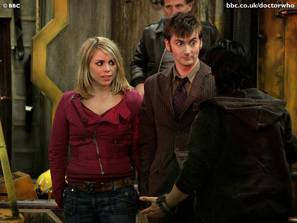 Doctor Who - 2x08 The Impossible Planet