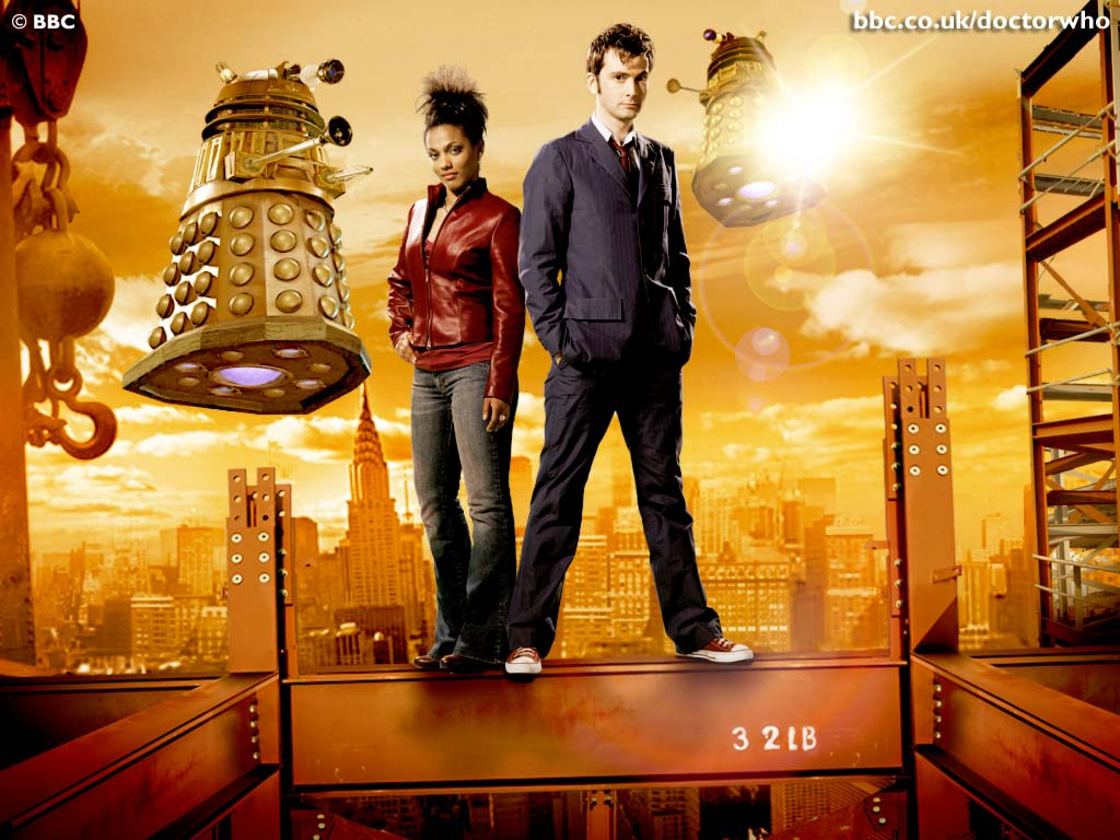 Doctor Who - 3x04 Daleks in Manhattan