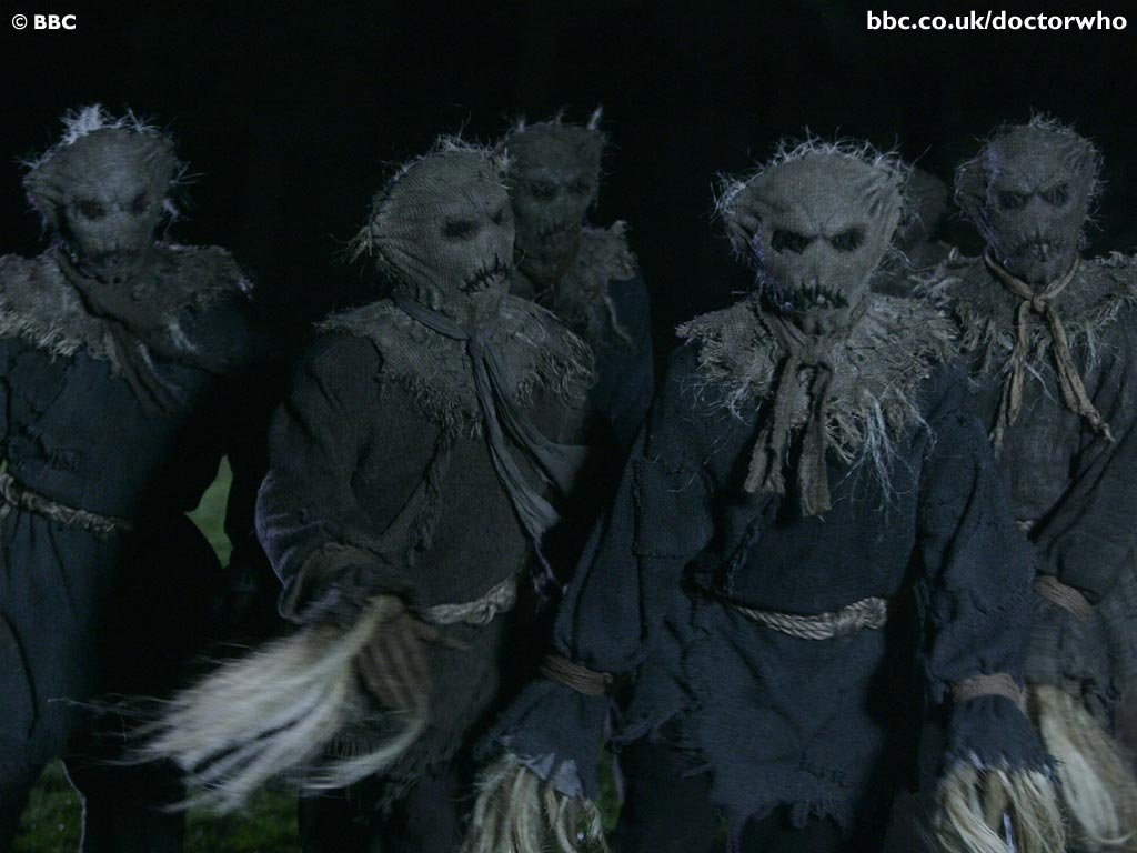 Doctor Who - 3x09 The Family of Blood ... Spaventapasseri ...Scarecrow ... Espantapájaros ... épouvantail ... かかし