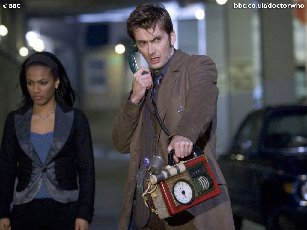 Doctor Who - 2009 3x10 Blink