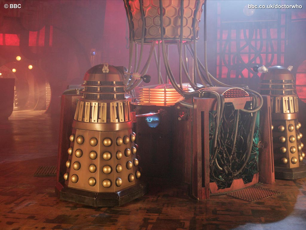 Doctor Who - 4x12 The Stolen Earth