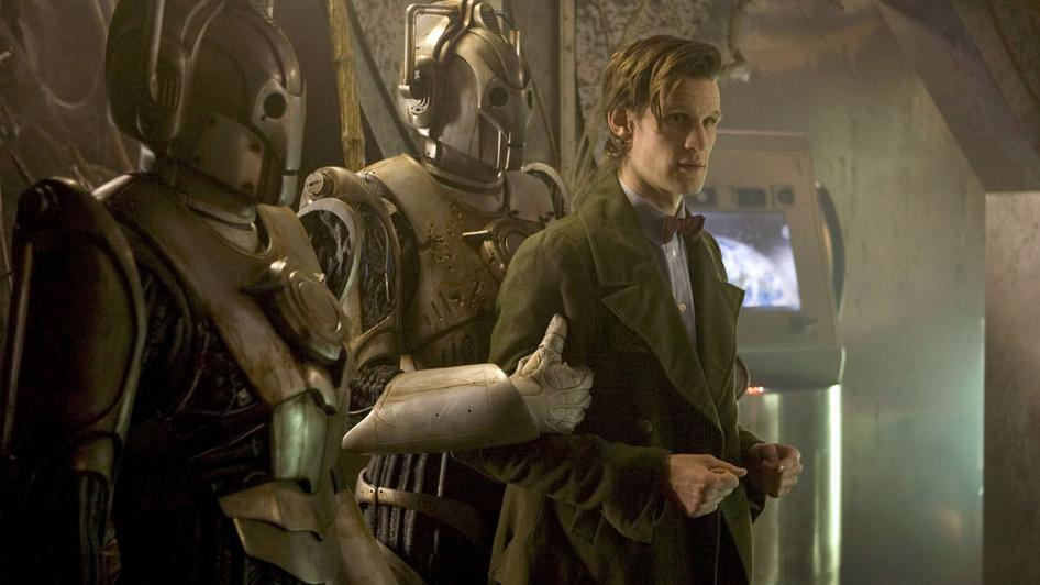 Doctor Who - 2011 5x12 Closing Time