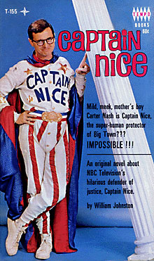 Capitan Nice (Captain Nice)