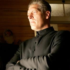 Brother Justine by Clancy Brown - Fratello Justin