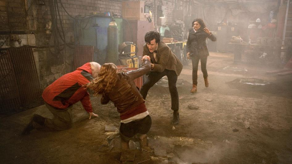 Doctor Who - 5x08 The Hungry Earth