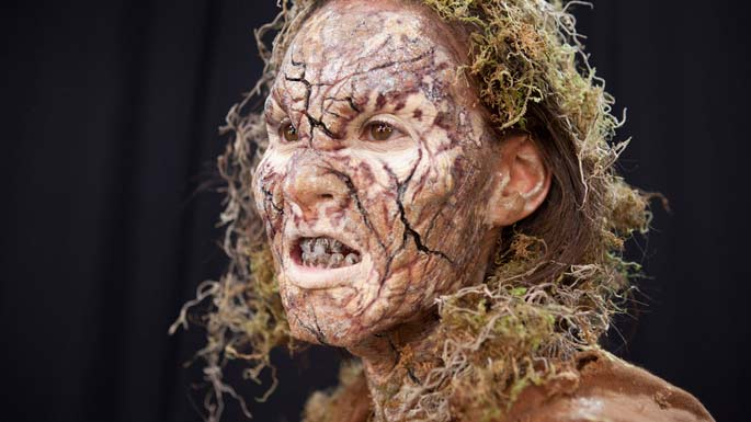 Face Off - Effetti Speciali per film horror e fantascienza - FX - Special Make up - Alien