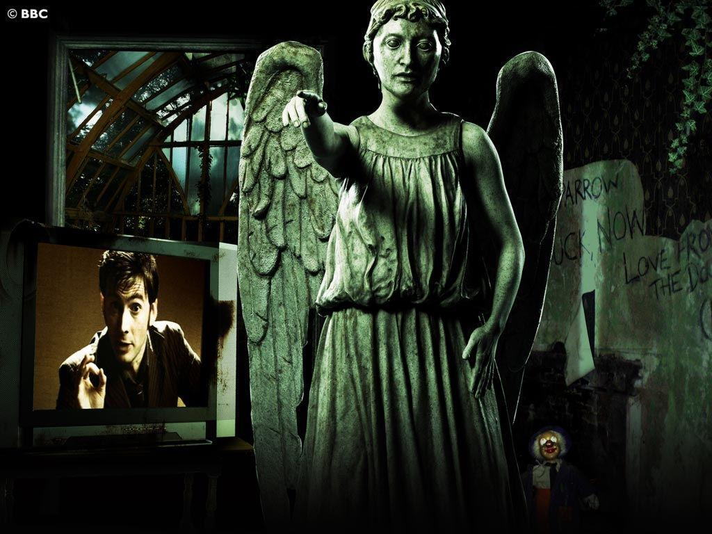 Doctor Who - Angels