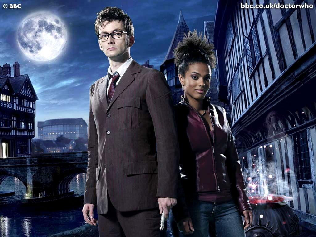 Doctor Who - Smith e Jones - Moonlight