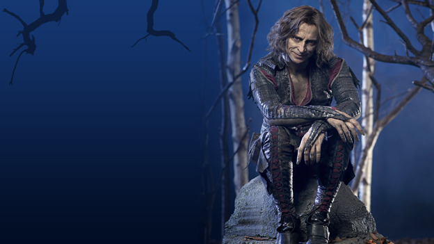 Once upon a Time (C'era una volta) ... Rumpelstiltskin ...
