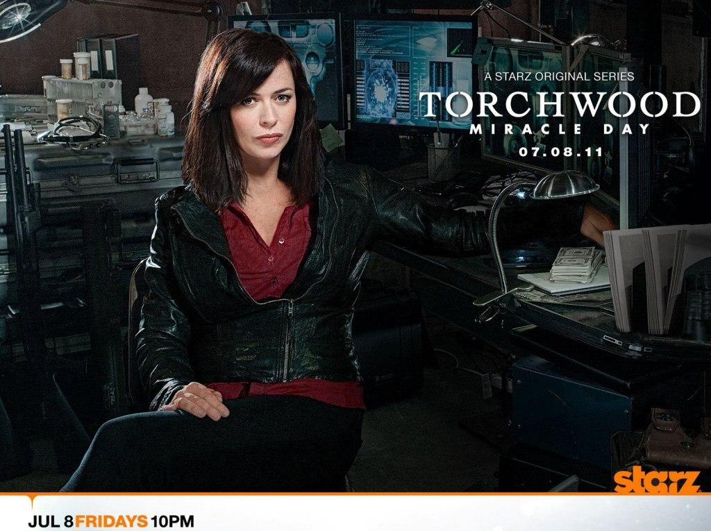 Torchwood - Miracle Day - Gwen Cooper