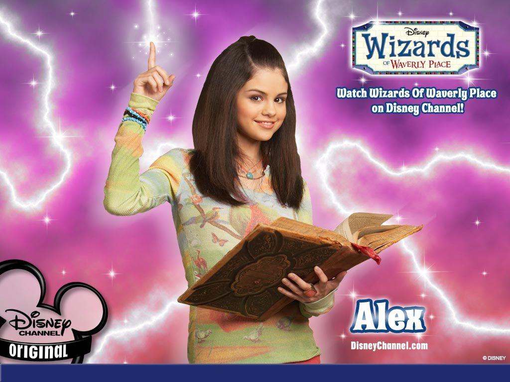 I Maghi di Waverly (Wizards of Waverly Place) - Alex