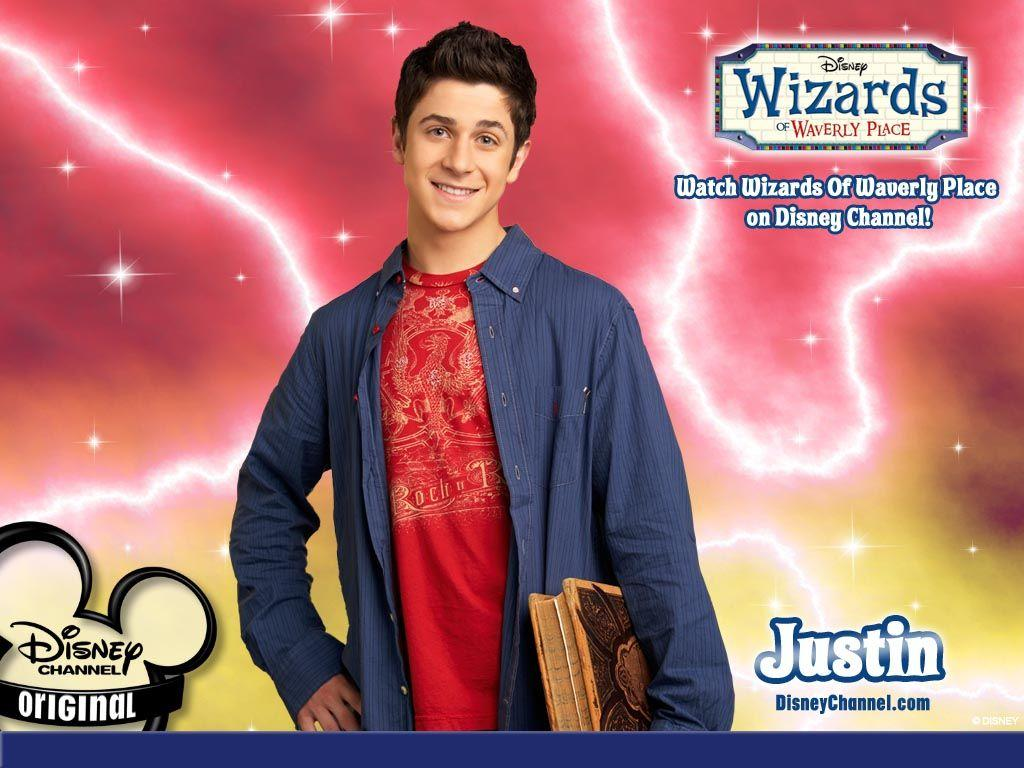 I Maghi di Waverly (Wizards of Waverly Place) - Justin