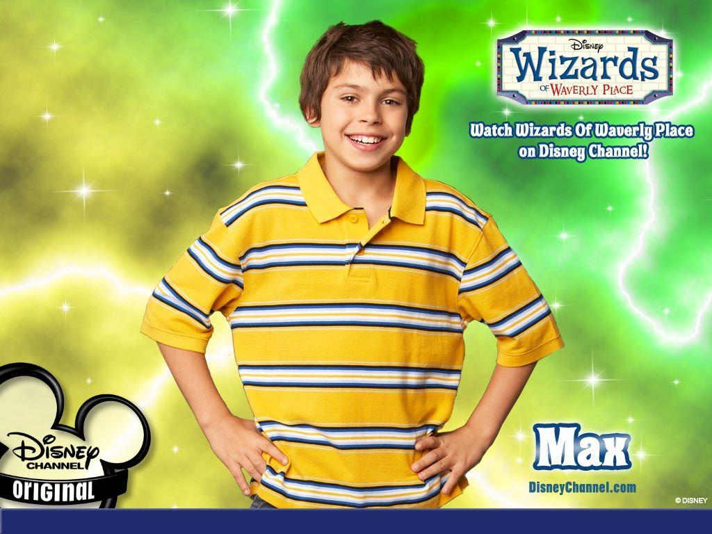 I Maghi di Waverly (Wizards of Waverly Place) - Max