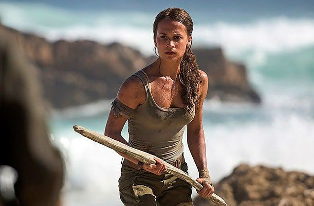 Alicia Vikander - Tomb Raider 2018 Lara Croft