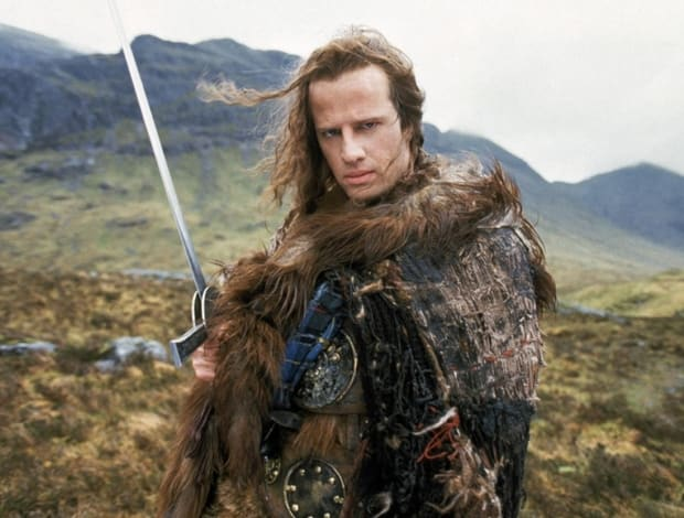 Christopher Lambert - Immortal Highlander