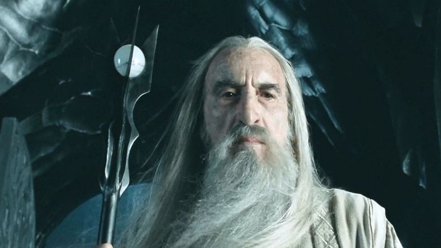 Saruman - Lord of the Ring
