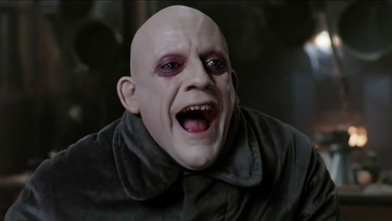 Christopher Lloyd - Fester in Addams Family
