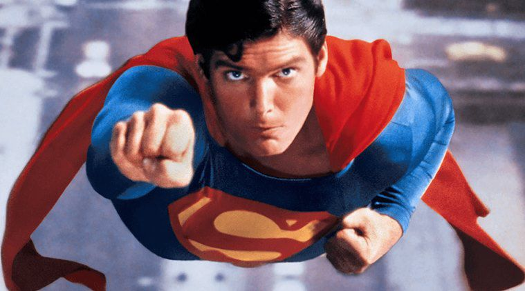 Christopher Reeve is Classic Superman