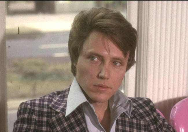 Christopher Walken young jeune giovane