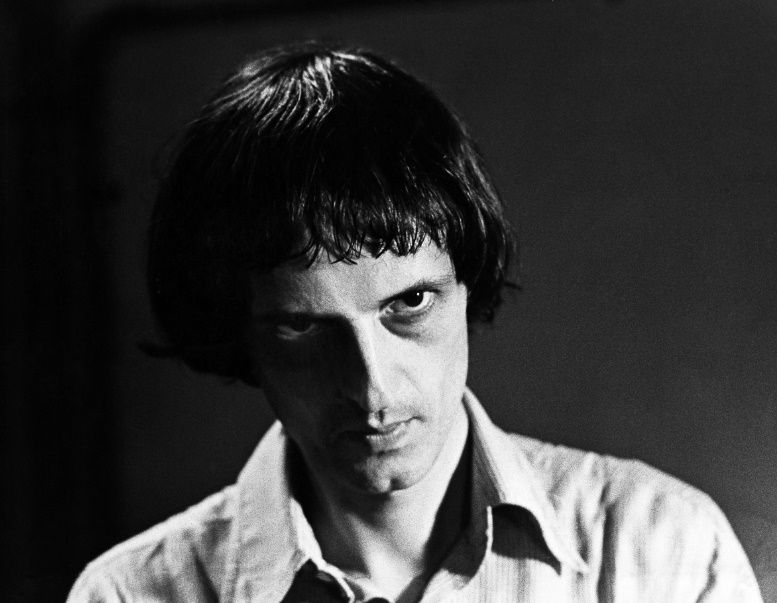 Young Jeune Giovane Dario Argento Regist and Master of Horror