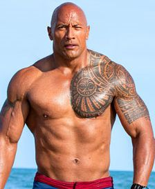 Dwayne Johnson ... The Rock