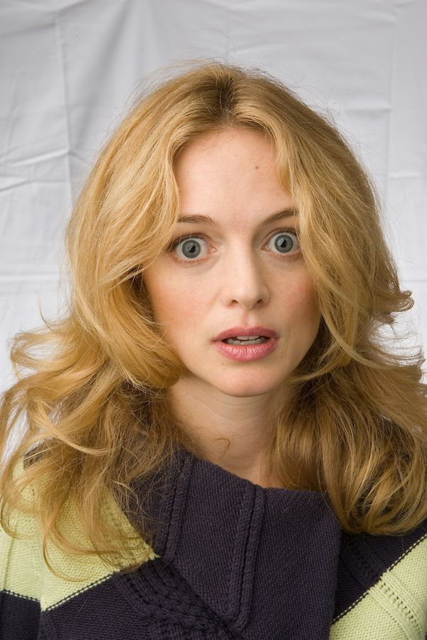 Heather Graham - incredulos basita