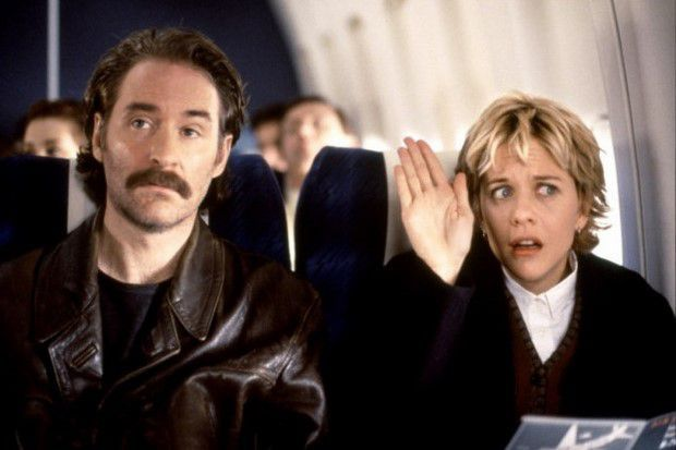 Kevin Kline - French kiss - Meg Ryan