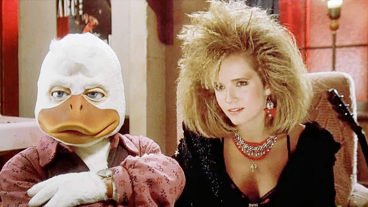 Lea Thompson & Howard