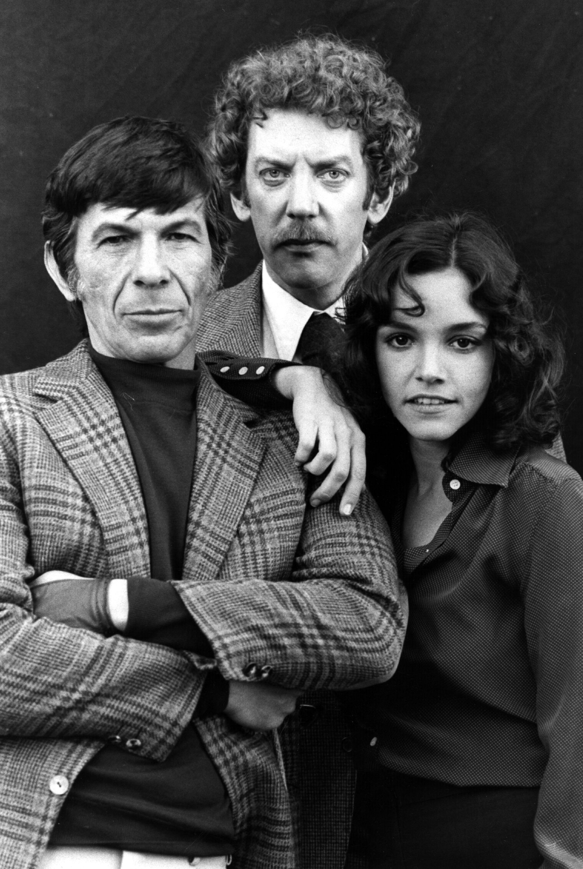 Leonard Nimoy - Brooke Adams - Donald Sutherland - Invasion of the Body snatchers - Invasione Ultracorpi - remake 1978