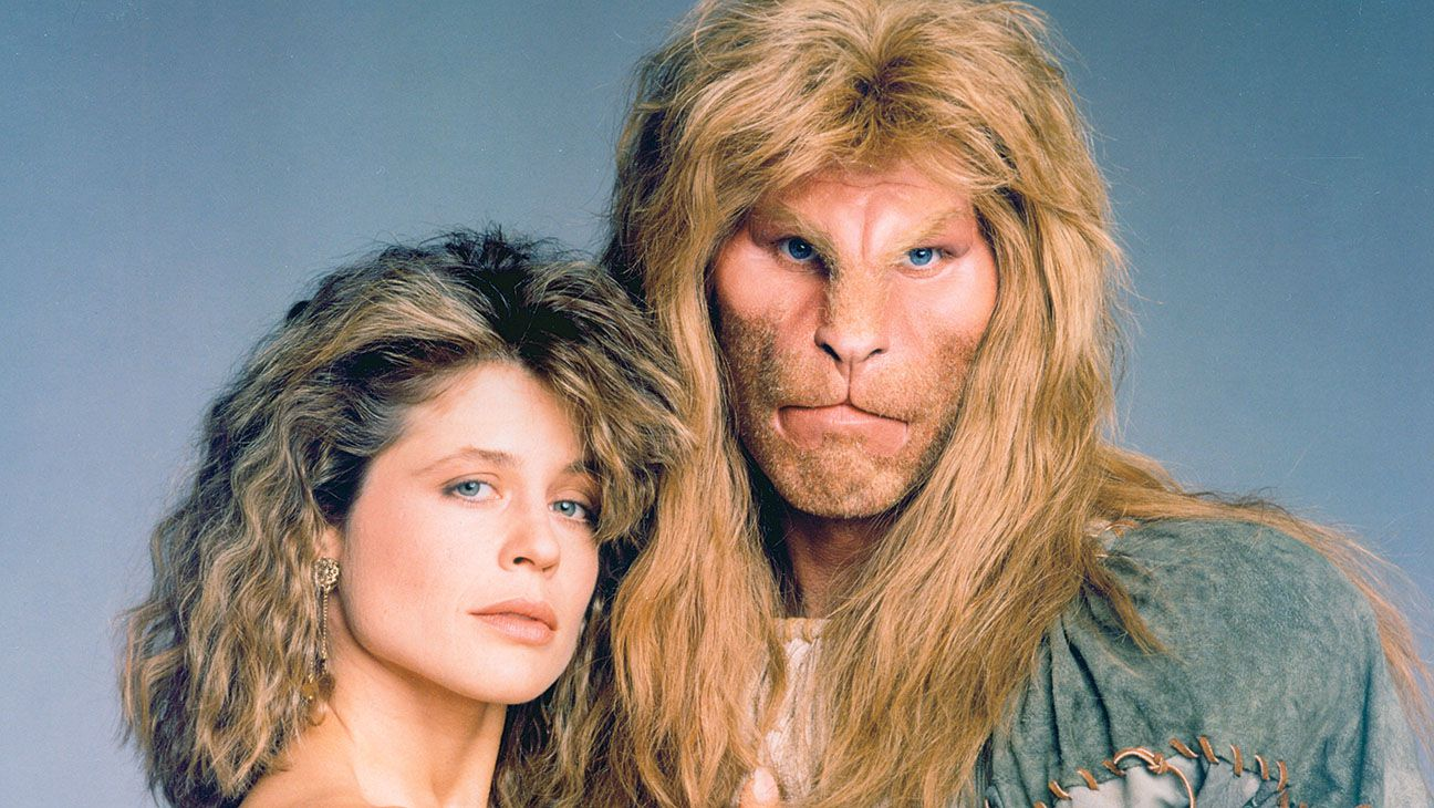 Ron Perlman - a tv series Beauty and the Beast 1988
