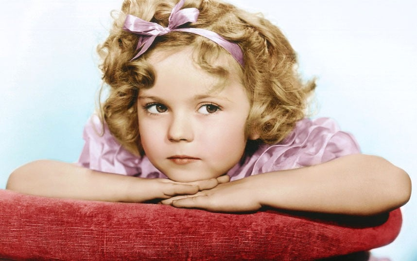 Shirley Temple - Angel
