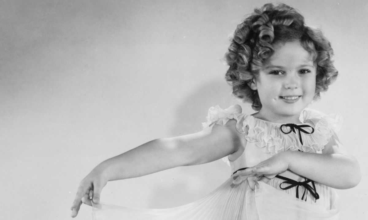 Shirley Temple - dance