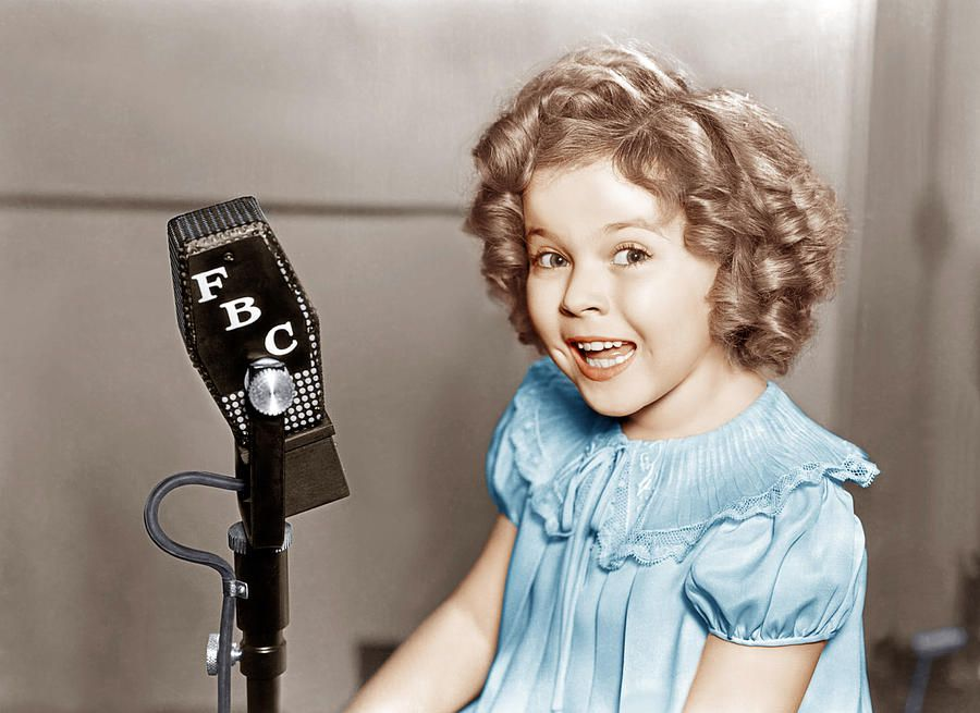 Shirley Temple - singing