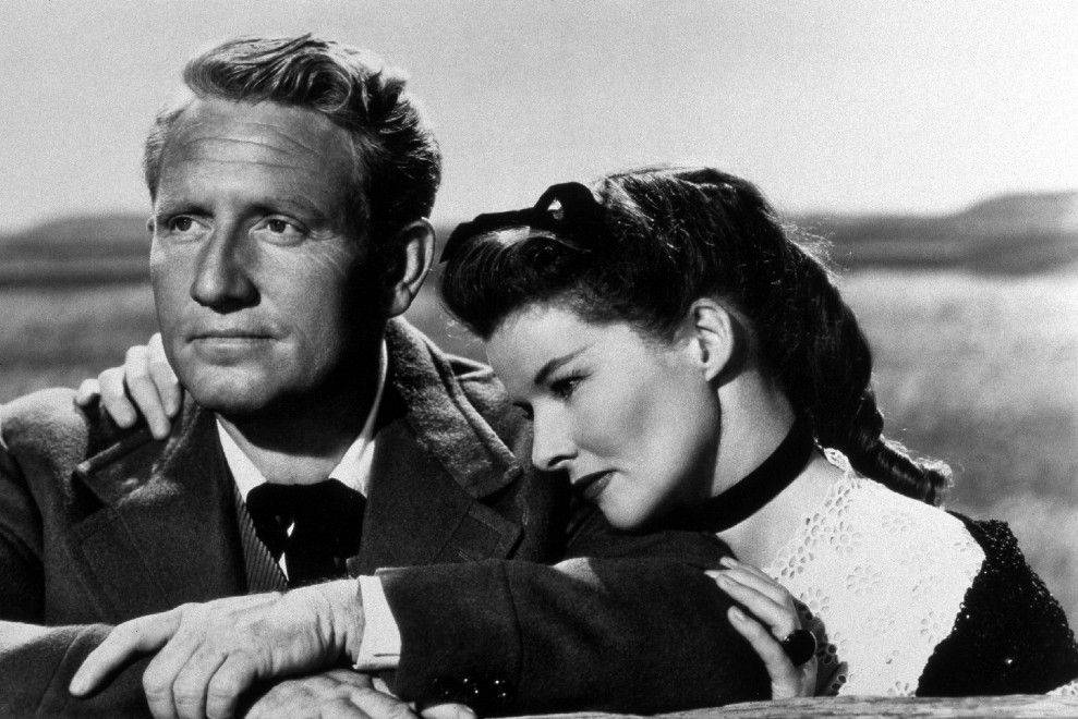 Spencer Tracy - Katharine Hepburn