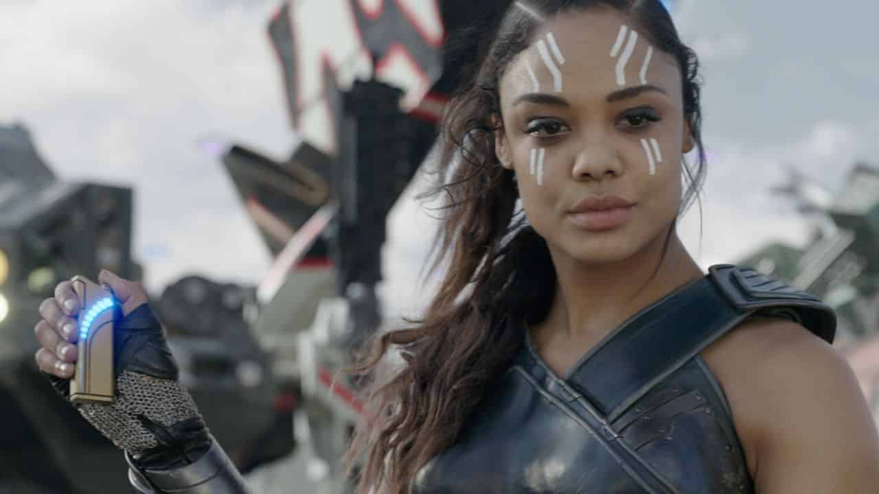 Tessa Thompson Valkyrie in Thor movie
